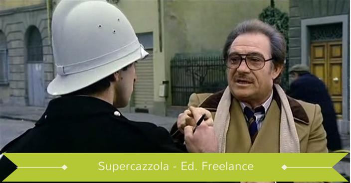 Supercazzola edizione freelance