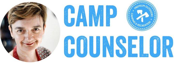 Camp Counselor - Alessandra Farabegoli
