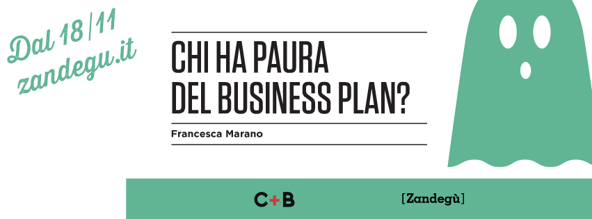 Chi ha paura del business plan