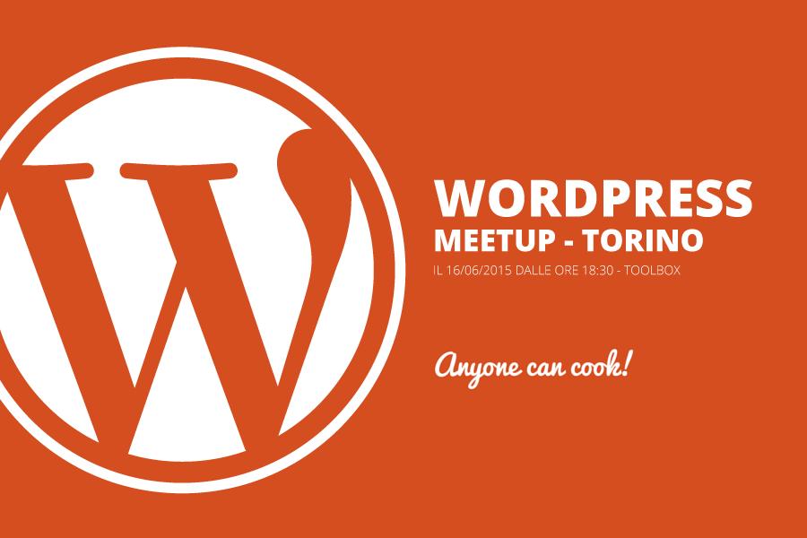WordPress Meetup Torino
