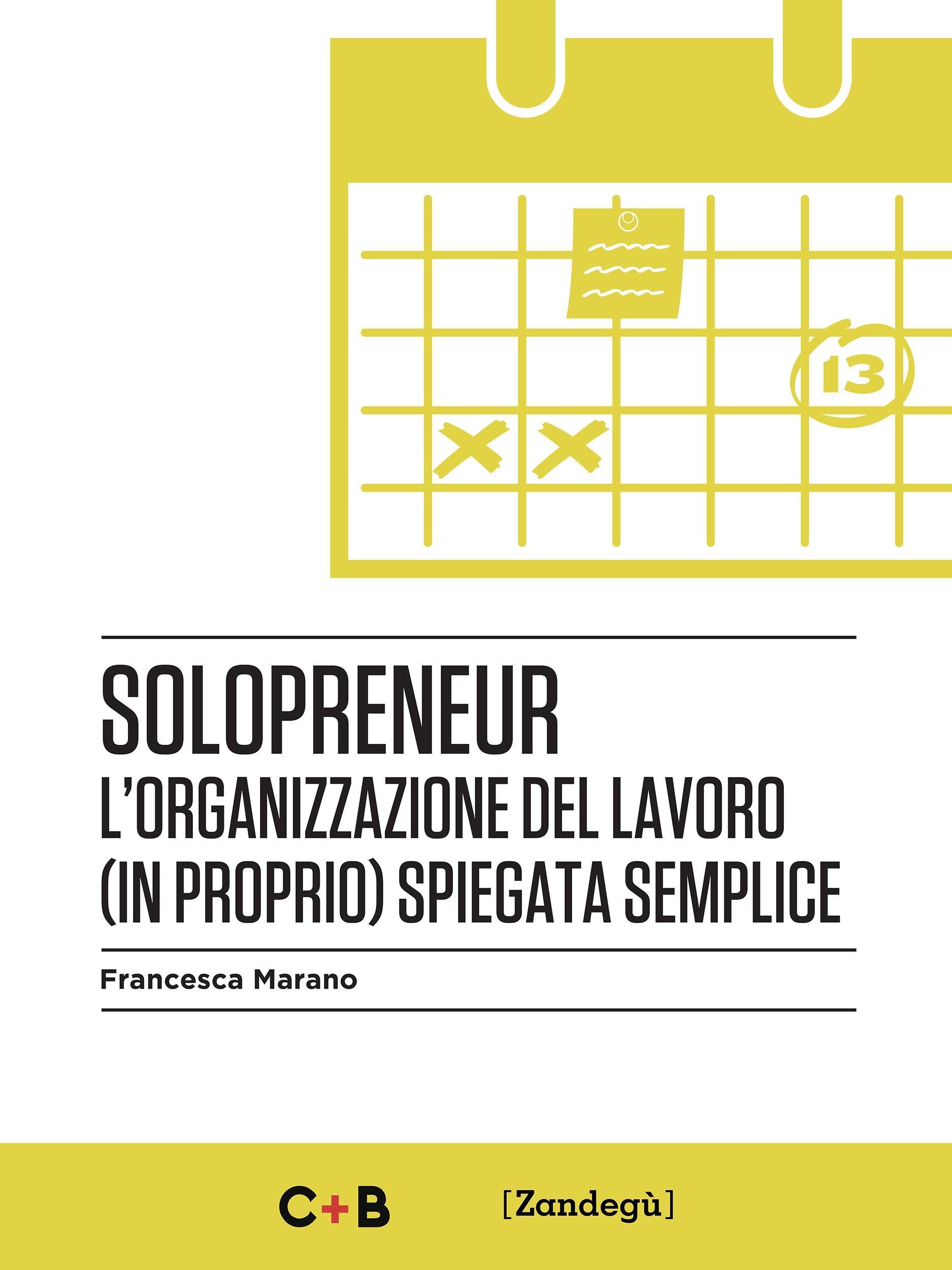 Copertina di Solopreneur
