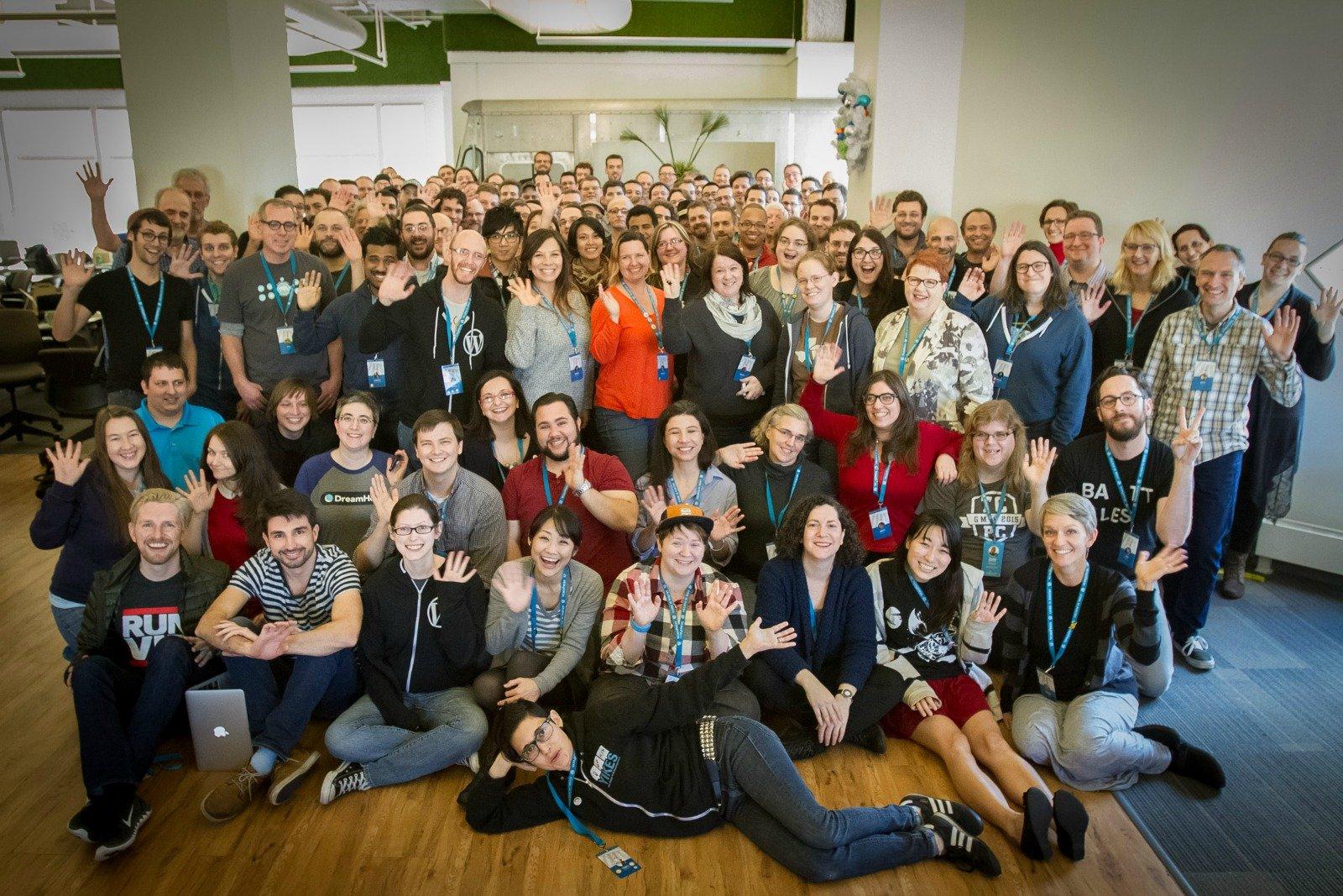2015 WordCamp US © Kari Leigh Marucchi